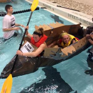 cardboard-canoe-race