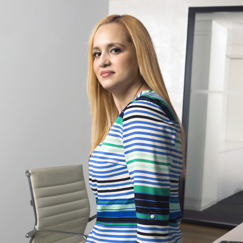 Student Eve Cardona in O, The Oprah Magazine