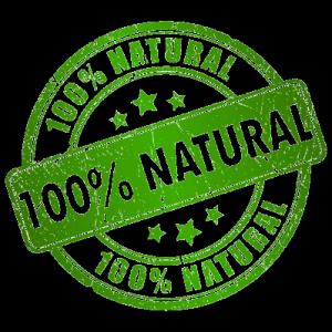 100% Natural Food