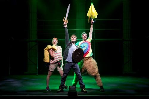 Theaterworks USA\'s The Lightning Thief