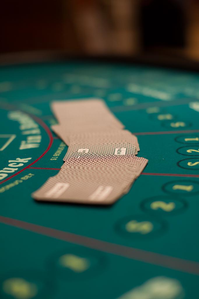 Adelphi Casino Night - Cards