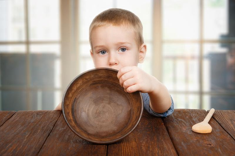 Hunger - Empty bowl