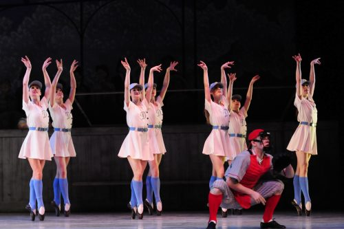 "Comic Ballet ""Play Ball!"""