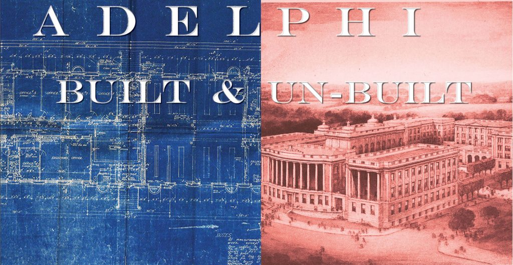 Adelphi Built and Unbilt banner image