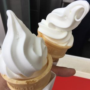 Ice Cream - Vanilla Soft Serve