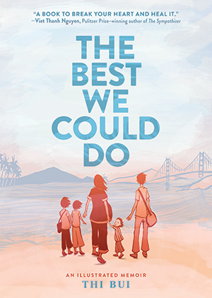 The Best We Could Do - Book Cover - Thi Bui