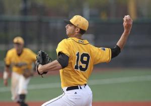 Baseball Alumni Game