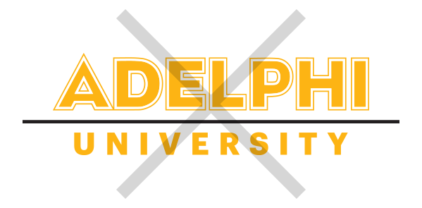 Adelphi Logo Usage Example - Adding elements