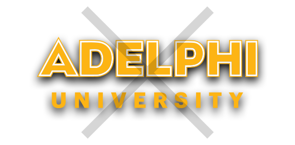 Adelphi Logo Usage Example - Drop Shadows