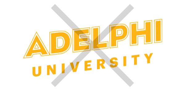 Adelphi Logo Usage Example - Skewing
