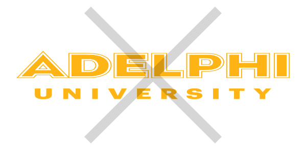 Adelphi Logo Usage Example - Stretching