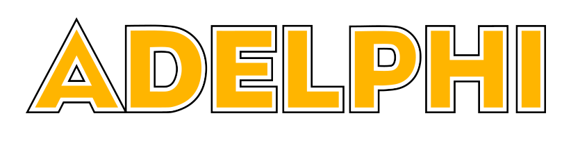 Adelphi Athletic Wordmark Example
