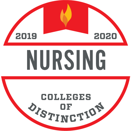 Colleges of Distinction: Nursing