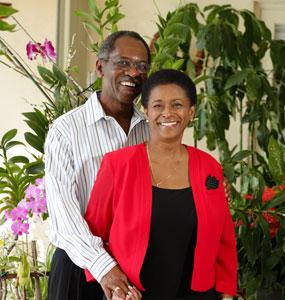 Winston and Valerie Neblett