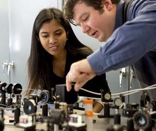 Tracy Paltoo, Physics Dept