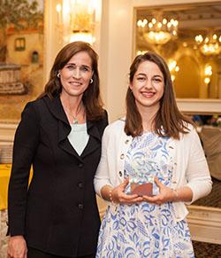 Alexandra Rose Wurglics - 3rd Place Senior Award Winner
