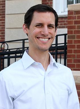 Joshua Altman, Ph.D., Associate Director of Student Counseling Center