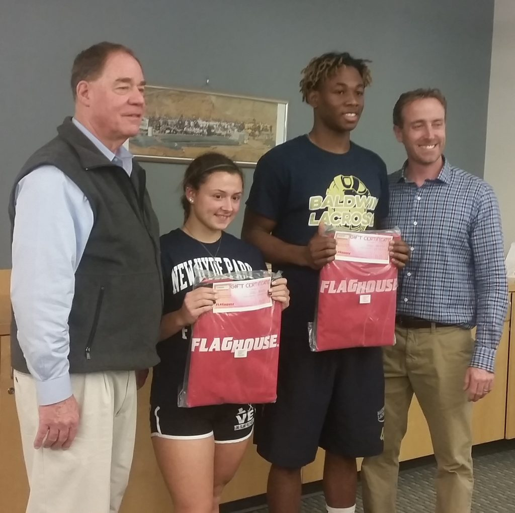 Adelphi University Most Physically Fit Contest 2017 Winners