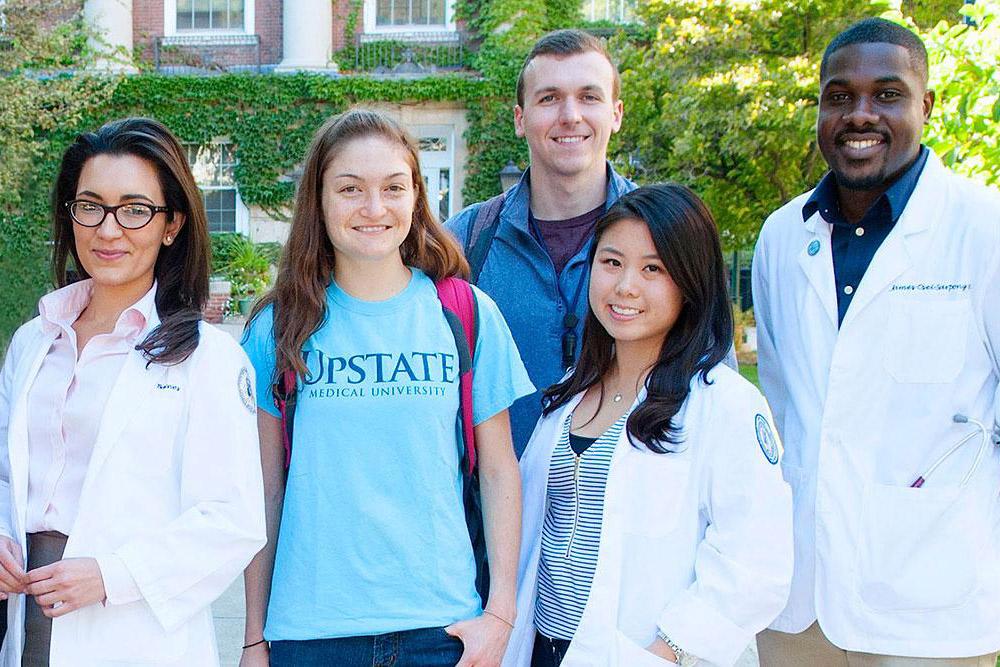 SUNY Upstate Students