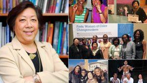 Photos of Professor Jean Lau Chin, EdD