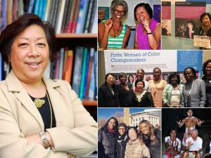 Photos of Professor Jean Lau Chin, EdD