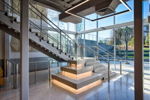 UC Staircase