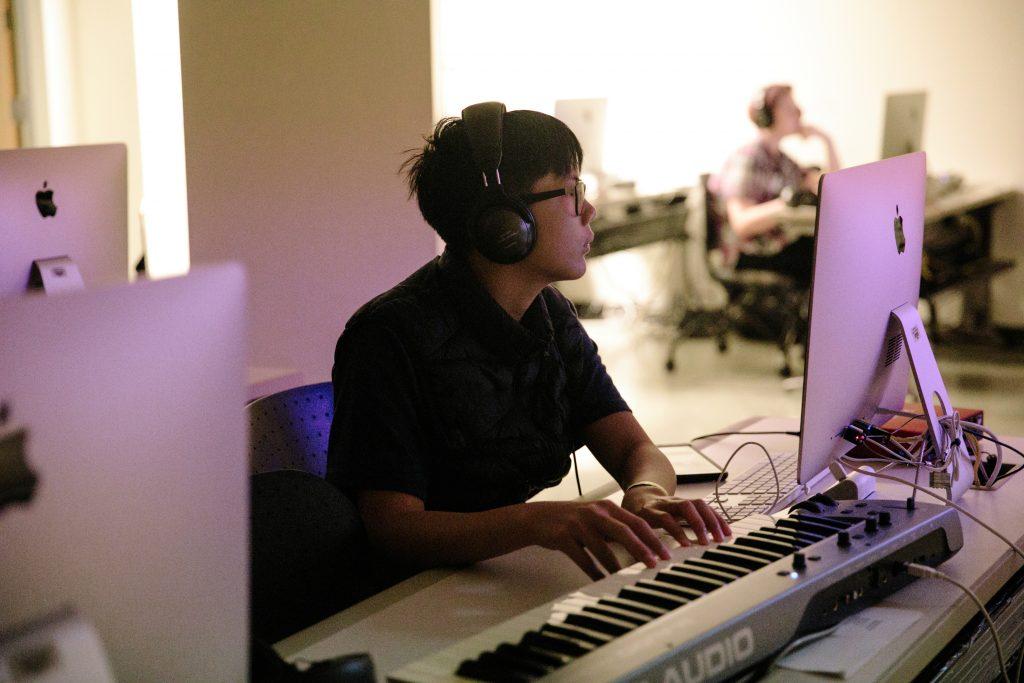 Music recording on a Mac