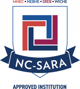National Council for State Authorization Reciprocity Agreements (NC-SARA): Approved Institution Seal