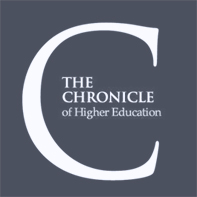 Logo: The Chronicle of Higher Education