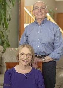 About Anita D'Amico, PhD (left), and Joseph Stambouly, MD (right)