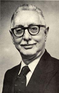 Headshot of Gordon F. Derner, PhD