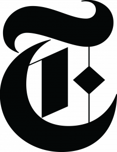 Logo mark for the New York Times (NYT)