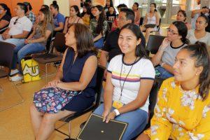 Photo of student in Hispanic Community Partnership Program